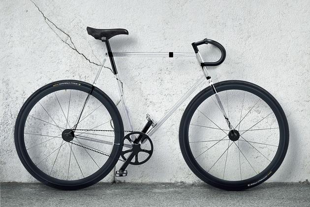 Clarity Bike by DesignAffair Studio