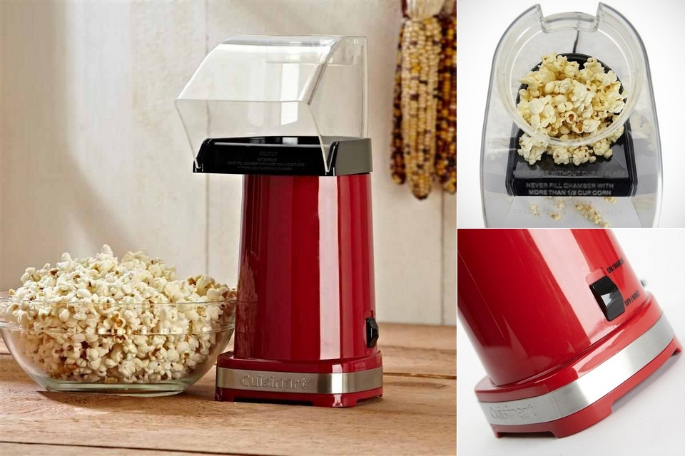 Cuisinart EasyPop Hot-Air Popcorn Maker