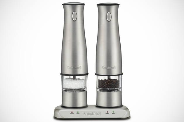 Cuisinart SP-2 Rechargeable Salt and Pepper Mills