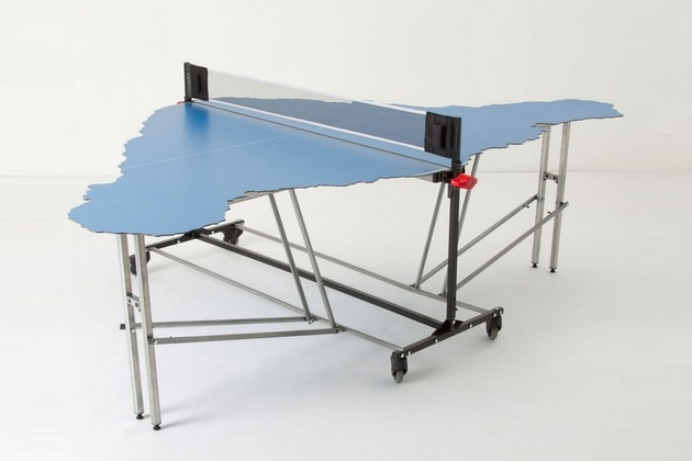 Easter Island Ping Pong Table Bonjourlife