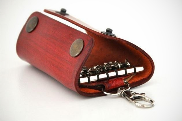 Handmade Leather Key Holder