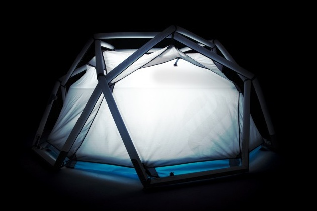 Inflatable Cave Tent by Heimplanet (4)