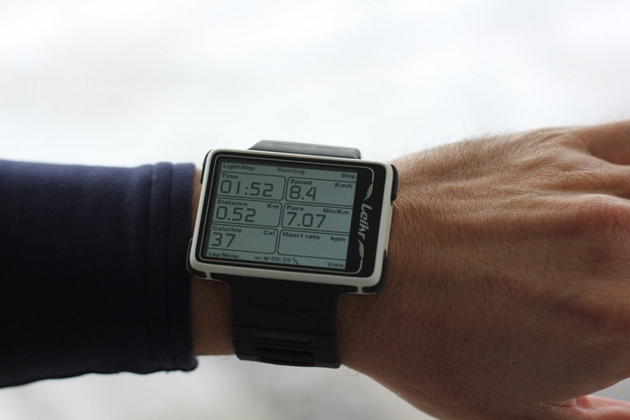 Leikr – A Danish Designed GPS Sports Watch