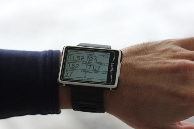 Leikr – A Danish Designed GPS Sports Watch