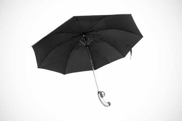 Locomo Old Gun Short Umbrella