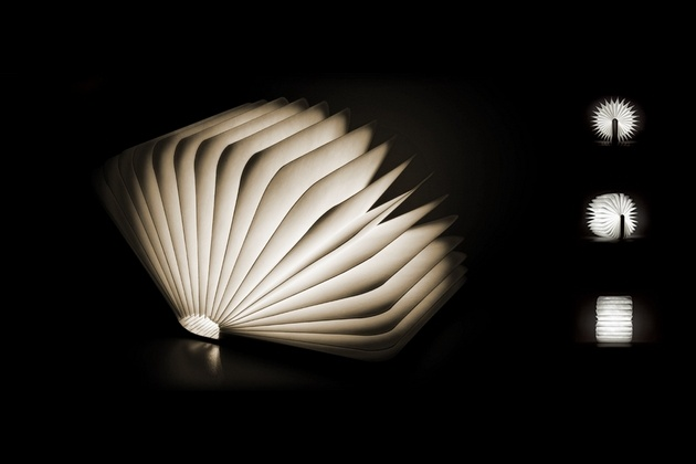 Lumio Creative Book Lamp (1)