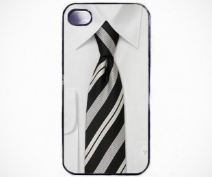 Men's Tie iPhone 5 case