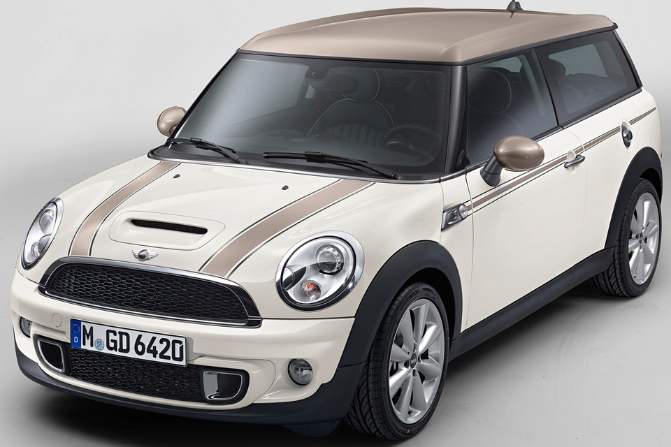 Mini Clubman Bond Street (2)