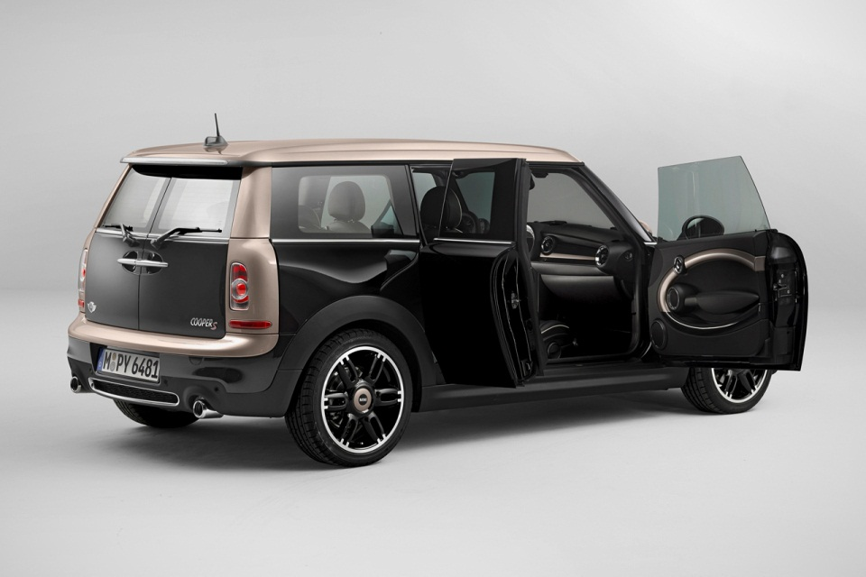 Mini Clubman Bond Street (10)