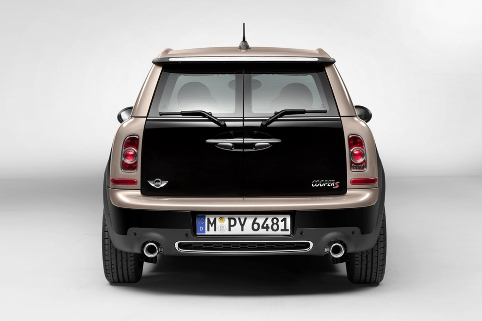 Mini Clubman Bond Street (4)