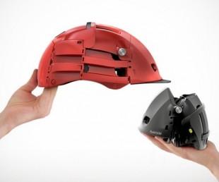 Overade Foldable Bike Helmet By Agency 360