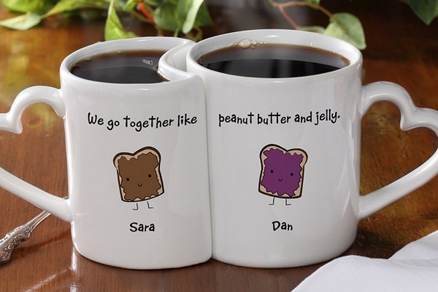 Personalized Romantic Mug Set (1)