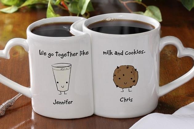 Personalized Romantic Mug Set (3)