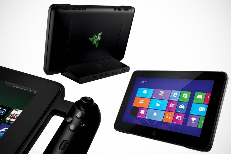 Razer Edge Tablet-