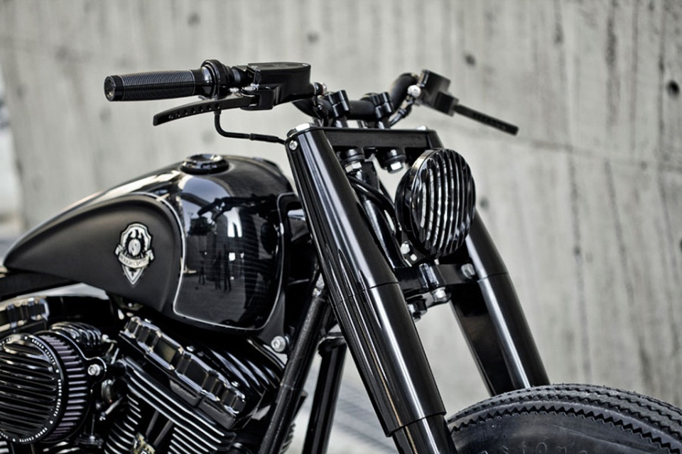 Rough Crafts x Roland Sands Design Shadow Rocket Motorcycle (4)