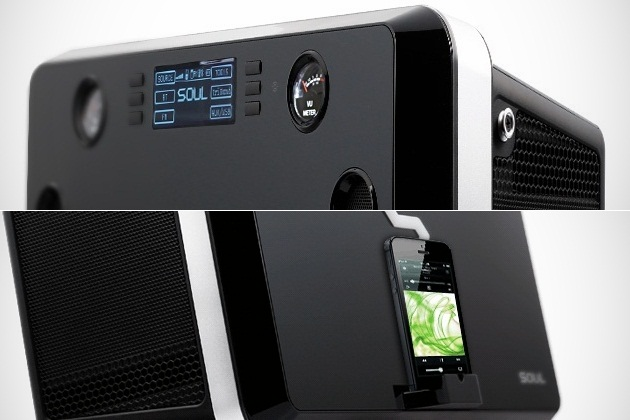 Soul Bluetooth Speaker and FM Radio (2)
