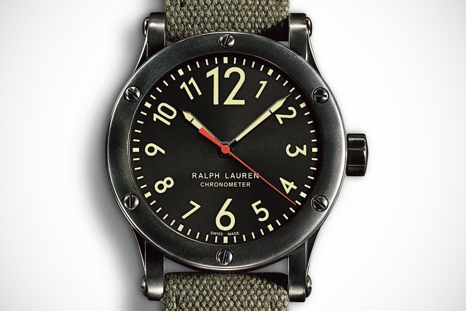 The Ralph Lauren RL67 Safari Chronometer