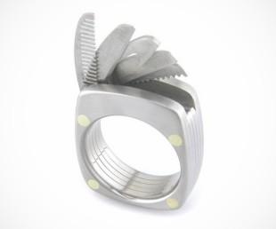 Titanium Utility Ring (1)