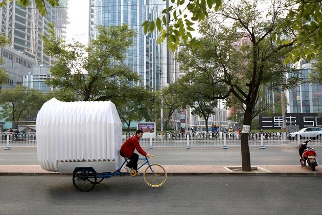 Tricycle House by PAO (1)
