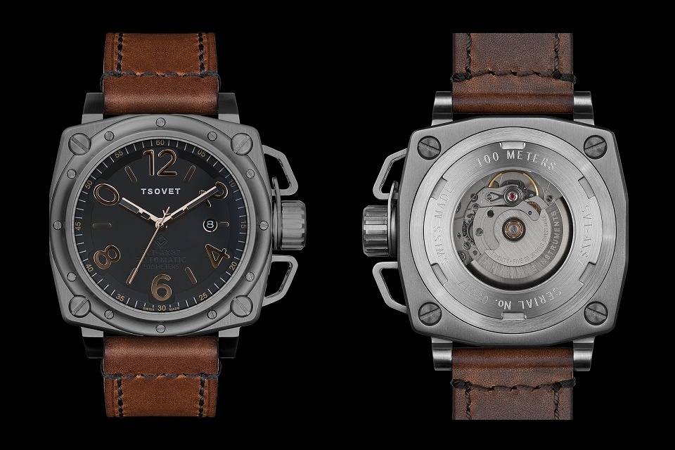 Tsovet SVT-AX87 Automatic Watch (2)