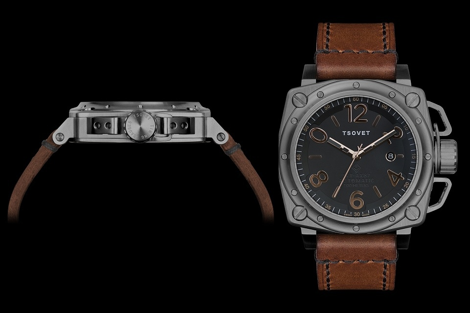 Tsovet SVT-AX87 Automatic Watch (1)