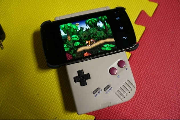 Use Nintendo Gameboy as Android Gamepad