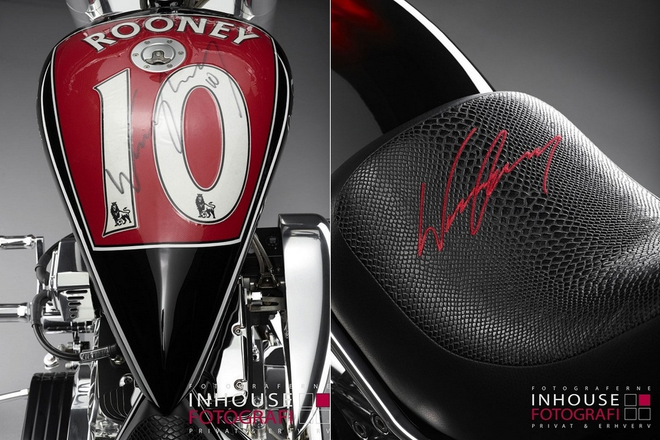 Wayne Rooney's Diamond Studded Motorcycle (2)