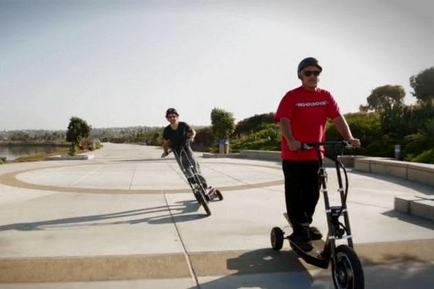 Zuumer Electric Scooter