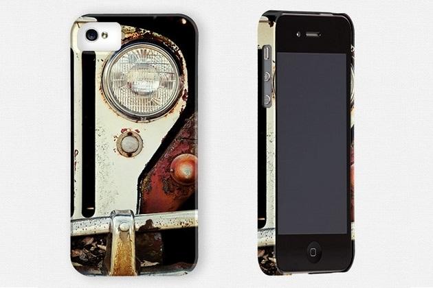 iPhone 5 Car Case for Men