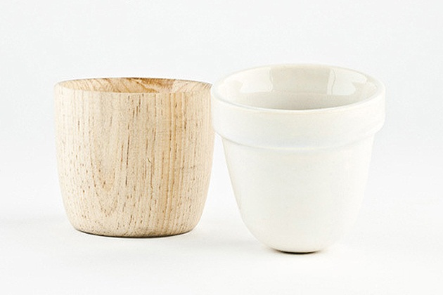 Sculpted Wooden Cup Cover (2)