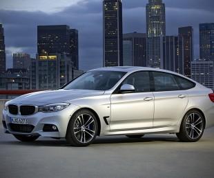 2014 BMW 3 Series Gran Turismo (2)