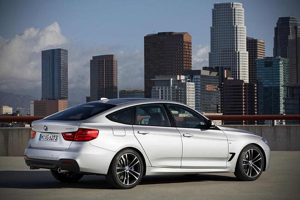2014 BMW 3 Series Gran Turismo (1)