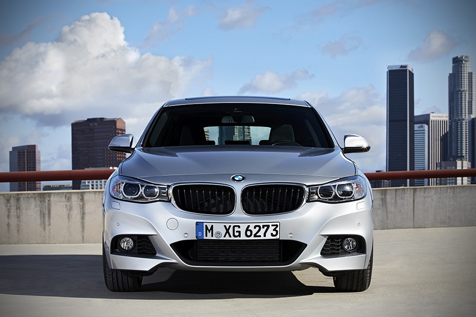 2014 BMW 3 Series Gran Turismo (3)