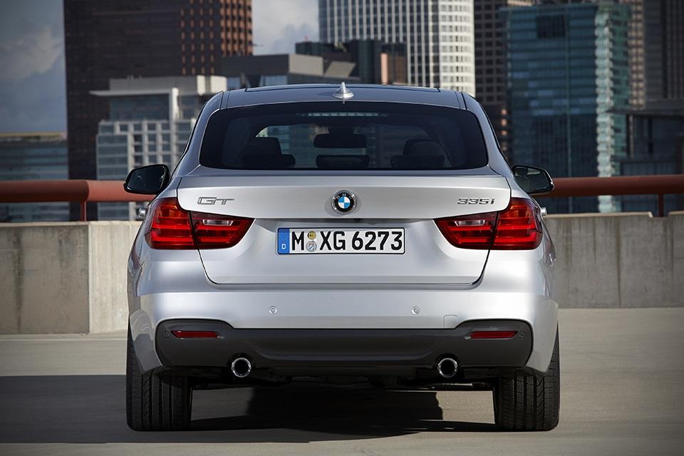 2014 BMW 3 Series Gran Turismo (4)