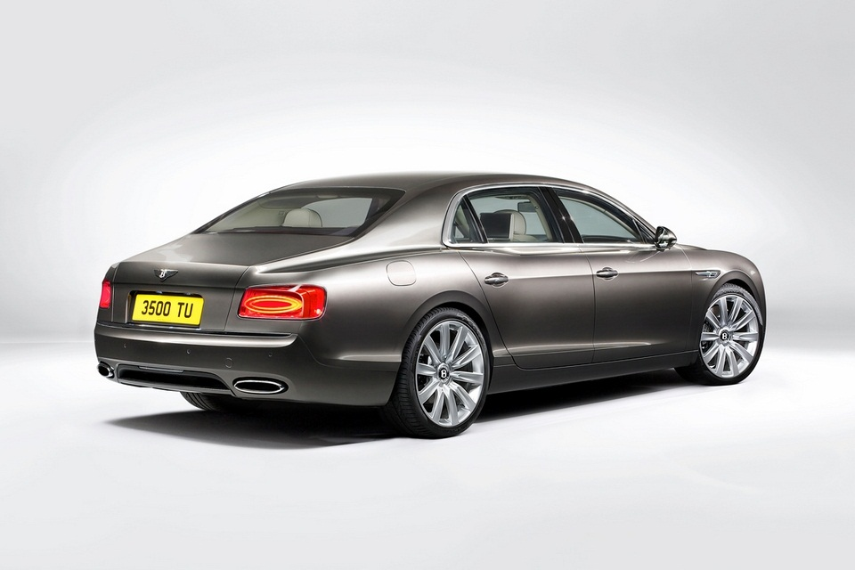 2014 Bentley Flying Spur (5)
