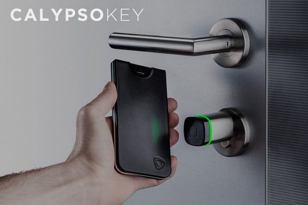 CalypsoKey - NFC Powered iPhone Case