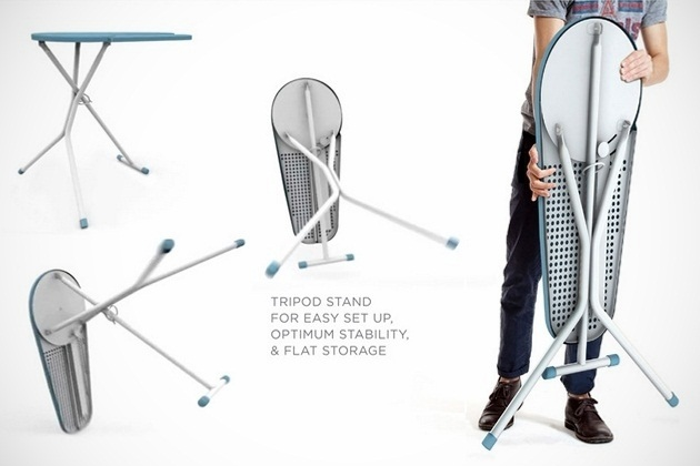 Iron Station - Pivotal Ironing Board (1)