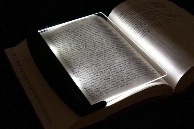 LightWedge LED Reading Light
