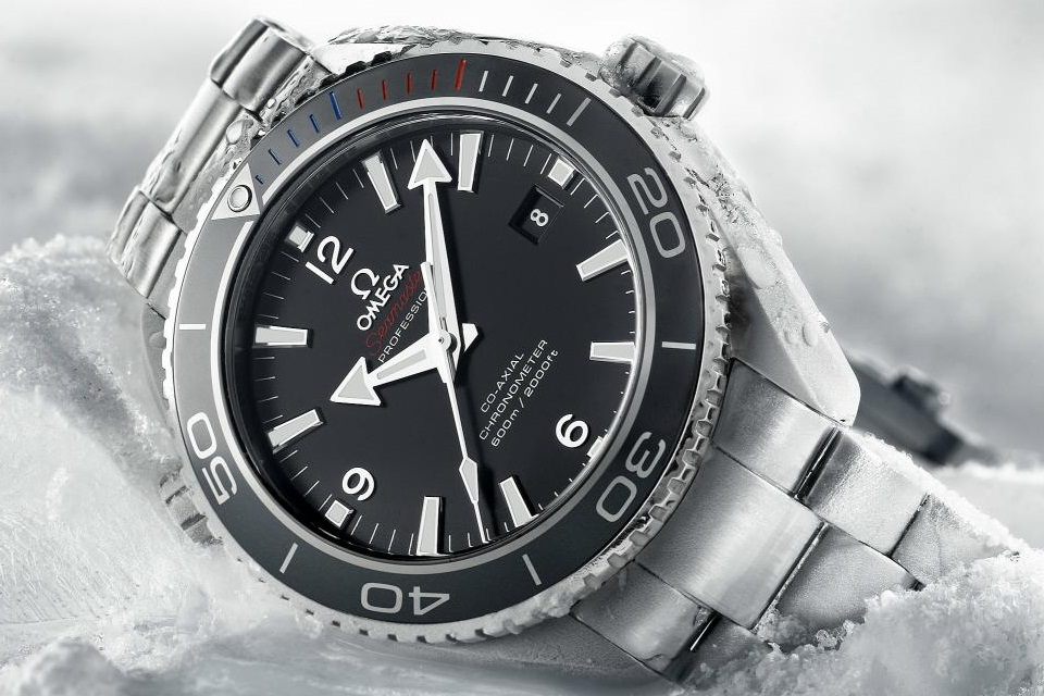 Omega Planet Ocean Sochi 2014 Limited Edition