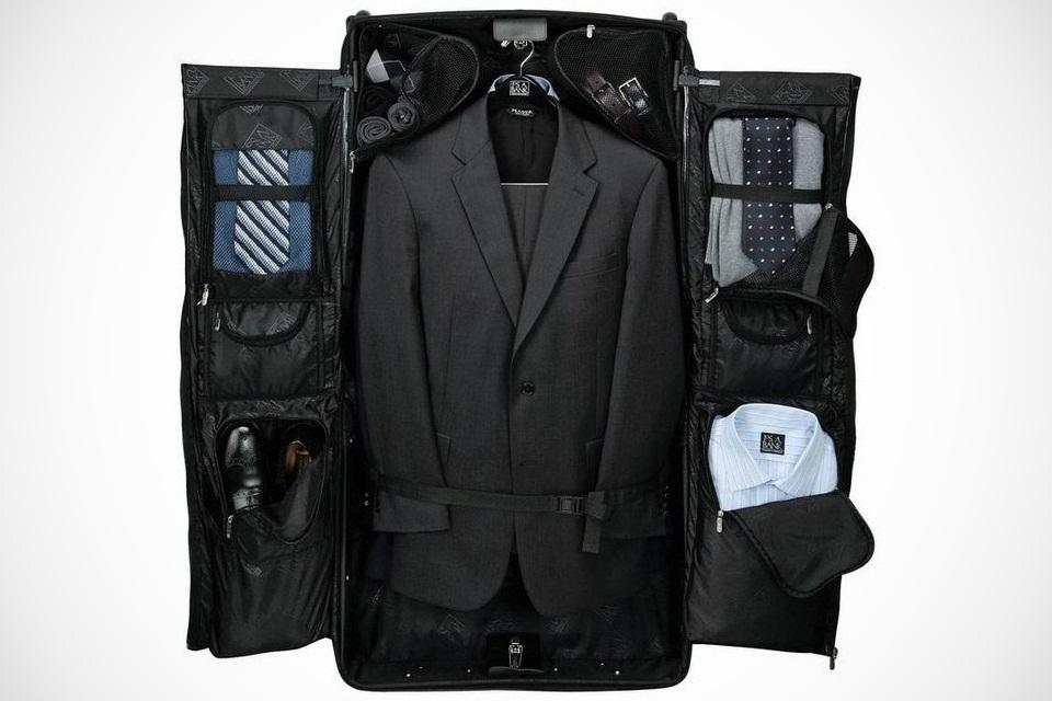 Rolling Garment Bag for Men