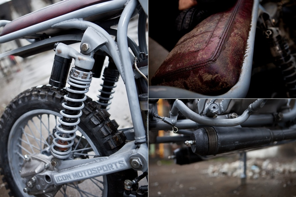 """URAL Motorcycles x ICON """"The Quartermaster"""" (1)"""