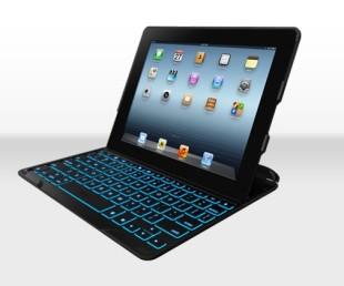 ZAGGkeys Backlit Keyboard Case Cover for iPad (1)