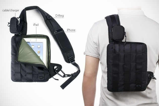 iSkin Gravity Agent Sleeve and Sling for iPad