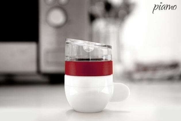 Piamo Microwave Espresso Maker