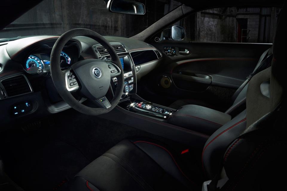 2014 Jaguar XKR-S GT (4)