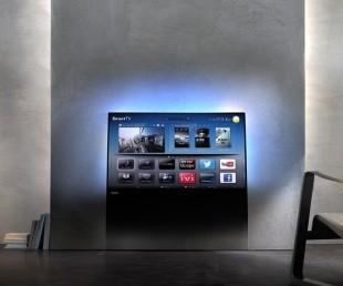 Philips DesignLine LED 3D TV