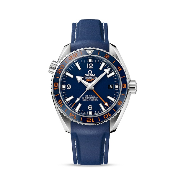 Omega Seamaster Planet Ocean GMT Watch