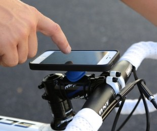 Quad Lock iPhone 5 Bike Mount