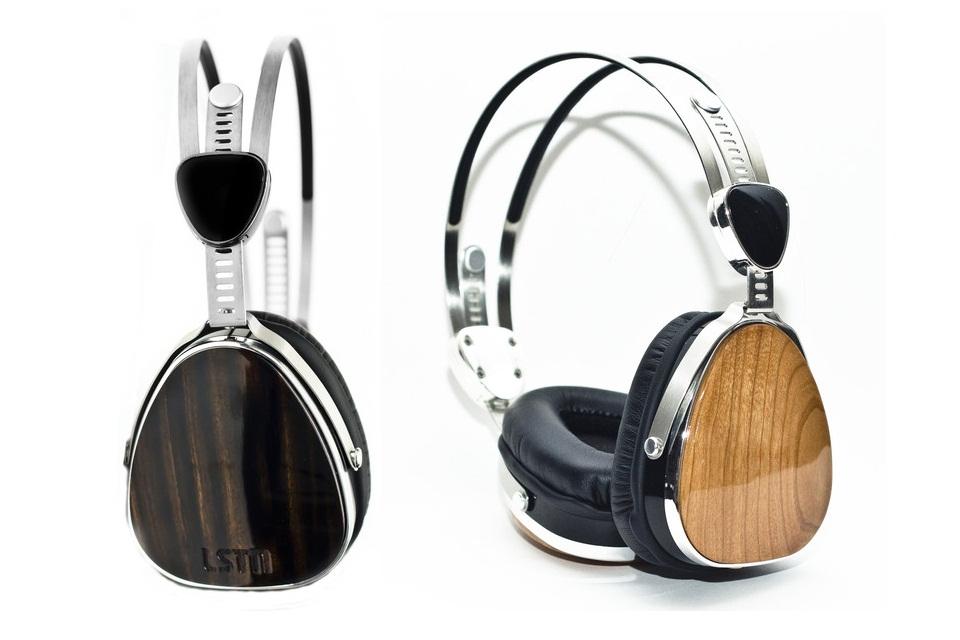 Wood Troubadours Headphones by LSTN