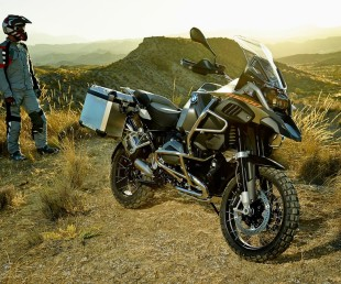 BMW R 1200 GS Adventure Motorcycle (4)